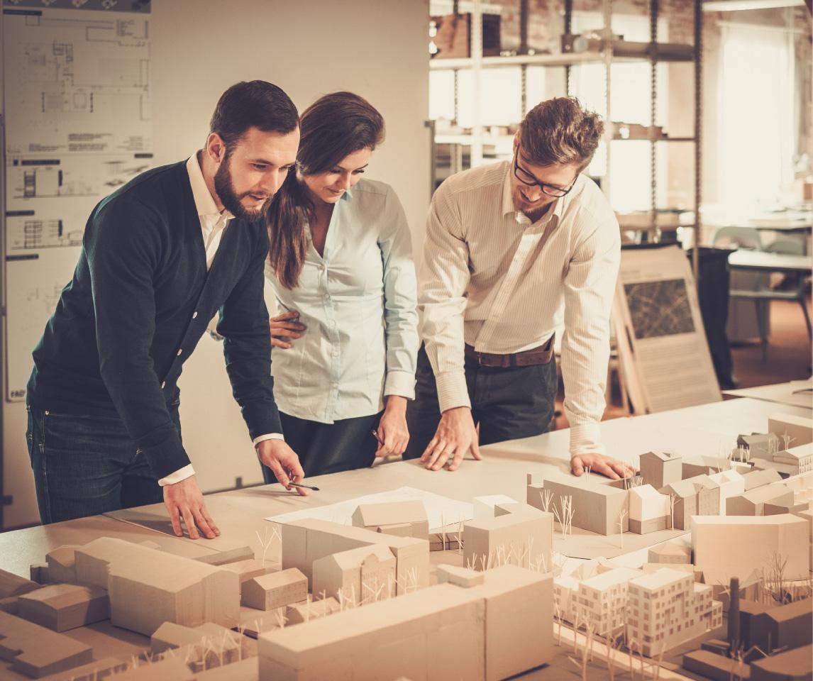 Architekten Planung Baugesuch bauantrag online