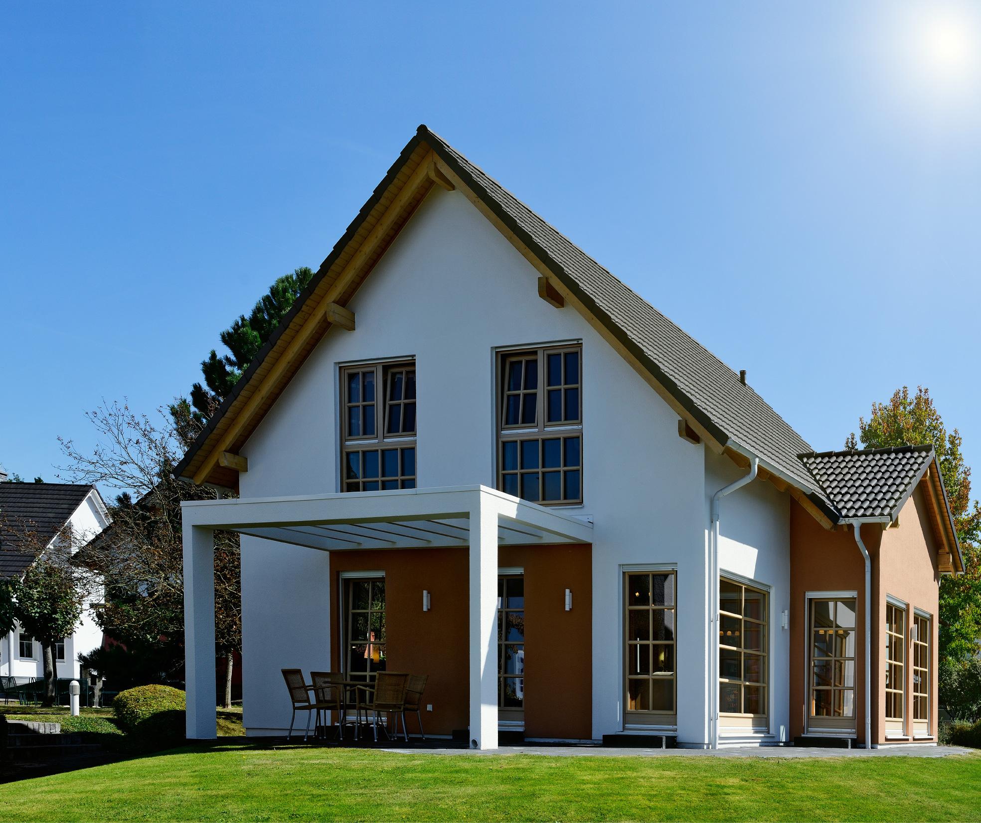 Einfamilienhaus Fertighaus bauantrag online