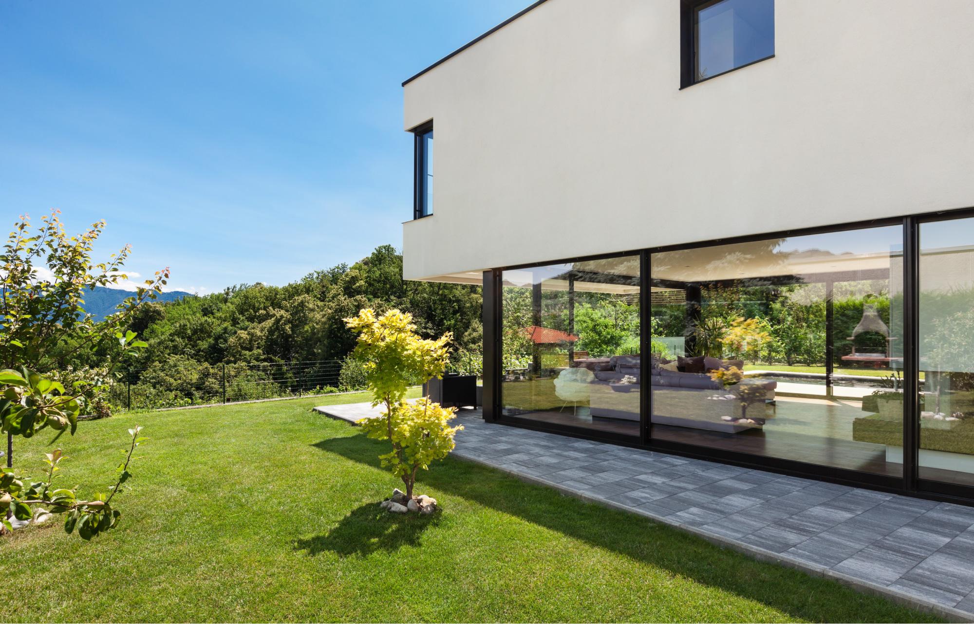 Einfamilienhaus Terrassenhaus bauantrag online
